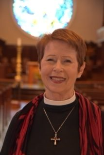 The Very Rev. Rebecca L. McClain, Vicar for Grace Church